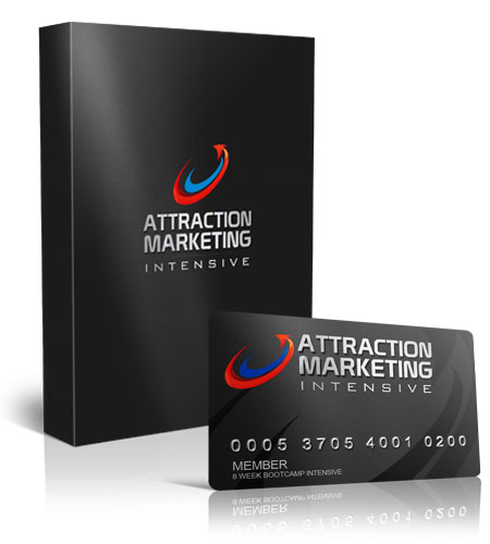 Attraction Marketing Intensive Product-image