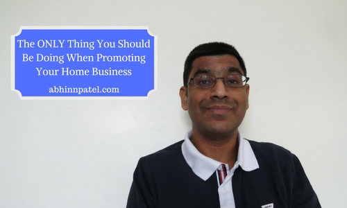 Promoting Your Home Business